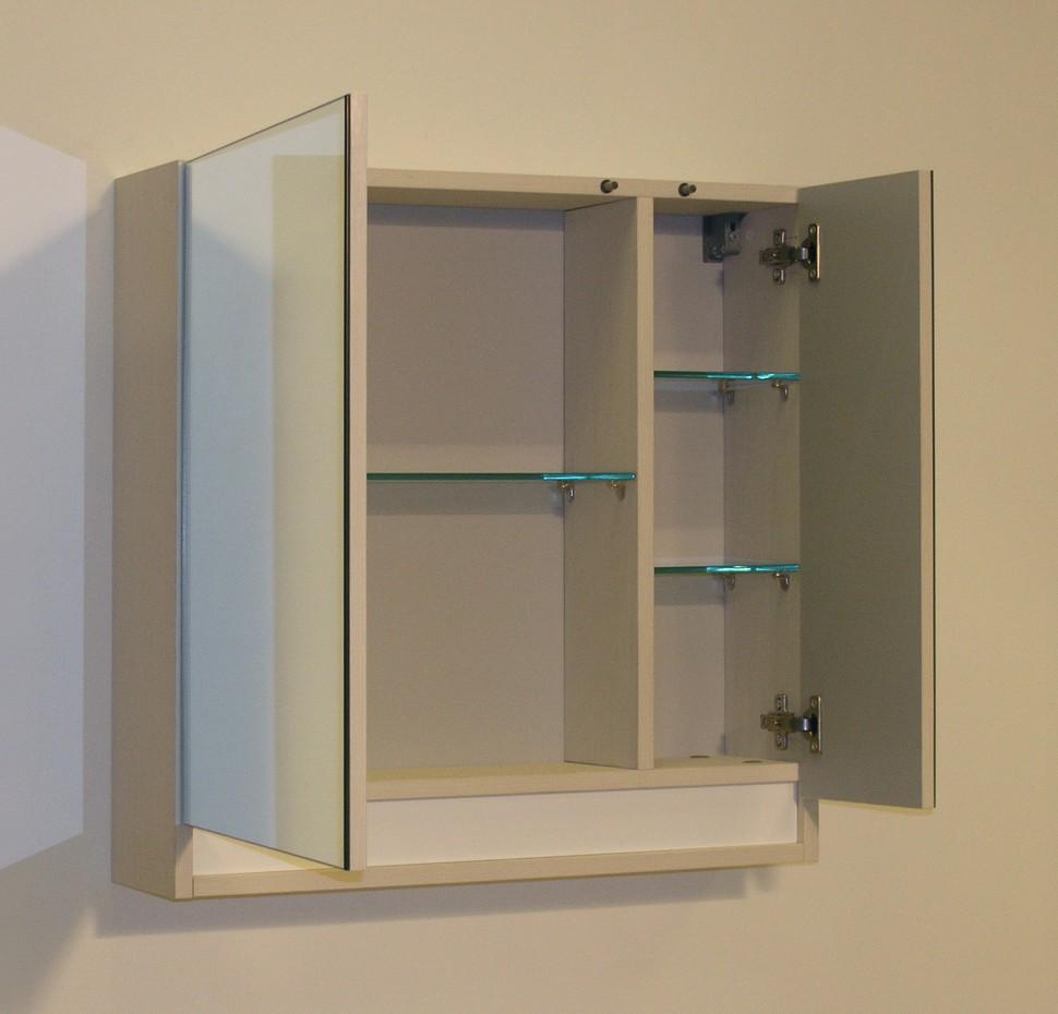 Как сделать зеркальный шкаф