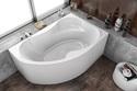 Ванна акриловая Kolpa-san LULU 170х110 Basis