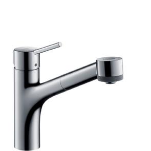 Смеситель для кухни Hansgrohe Talis S 32841000 с выдвижным душем