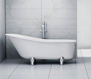 Слив-перелив для ванны BelBagno арт. BBBAFS-OVF-BRN, бронза
