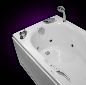 Ванна акриловая Акватика Лира 160x70