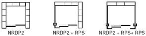 Душевая дверь Ravak RAPIER NRDP2