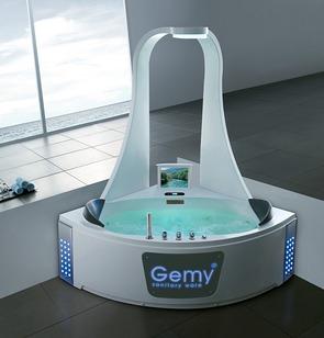 Ванна акриловая Gemy GEMY G 9069 150x150x220