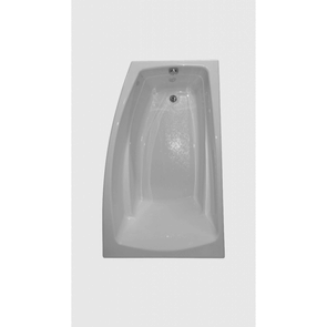 Ванна акриловая Милана 1500х900  Дана