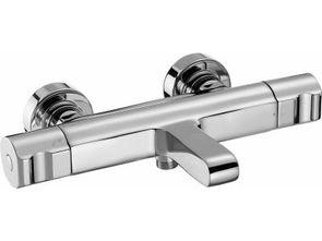 Смеситель для ванны термостат Jacob Delafon Singulier E10870-CP