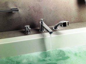 Смеситель для ванны/душа KLUDI ZENTA 384460575