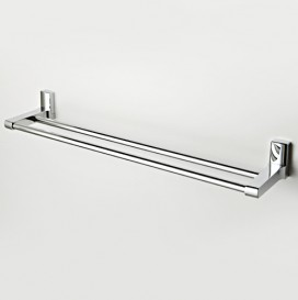 Штанга для полотенец двойная Wasser Kraft К-5040