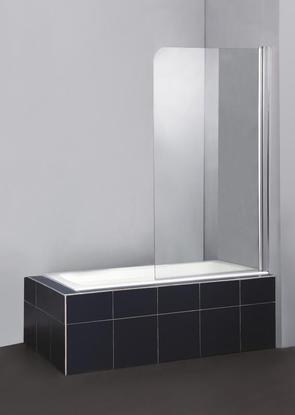 Шторка на ванну Belbagno SELA V-1